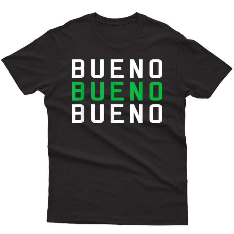 Austin Soccer Team Fc Bueno T-shirt