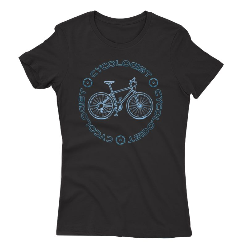 Cycologist T-shirt For Bike Cycling Shirt