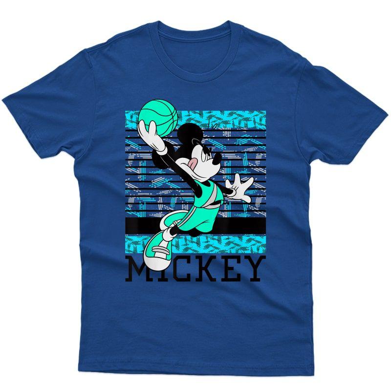 Disney Mickey Mouse Basketball T-shirt