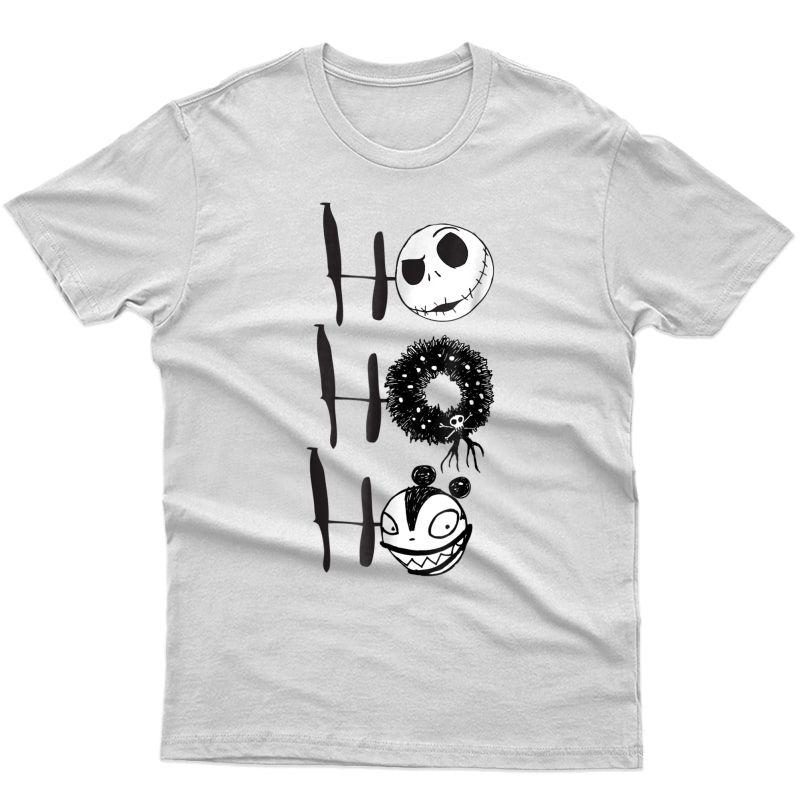Disney Nightmare Before Christmas Jack Scary Teddy T-shirt