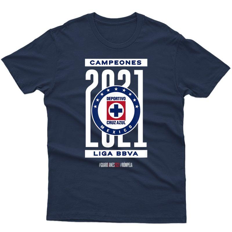 Football Cruz Azul 2021 T-shirt