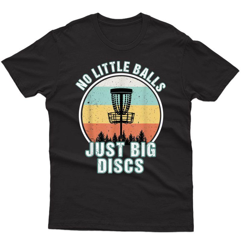 Funny Disc Golf Shirt | Disc Golf T-shirt