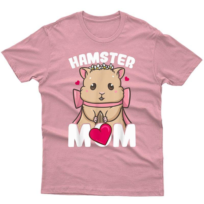 Hamster Mom T-shirt