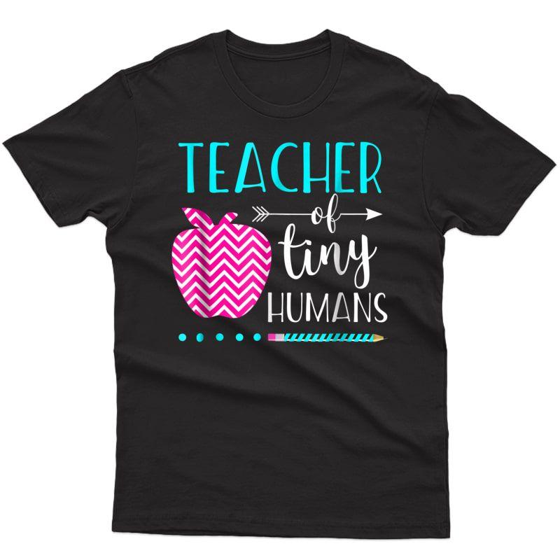 Tea Of Tiny Humans Shirt Tea Appreciation Day Gift