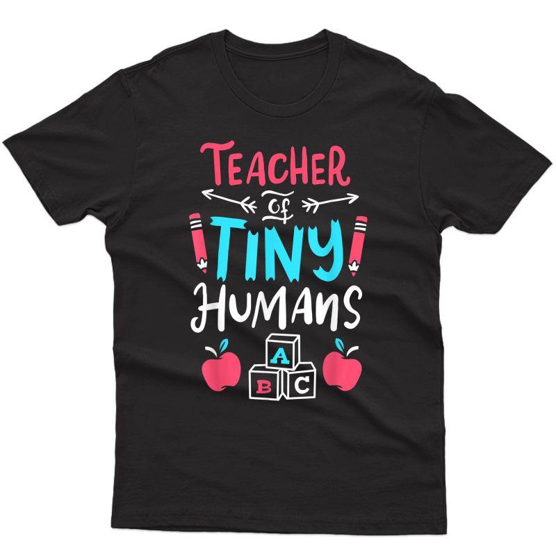 Tea Preschool Pre K Kindergarten T-shirt