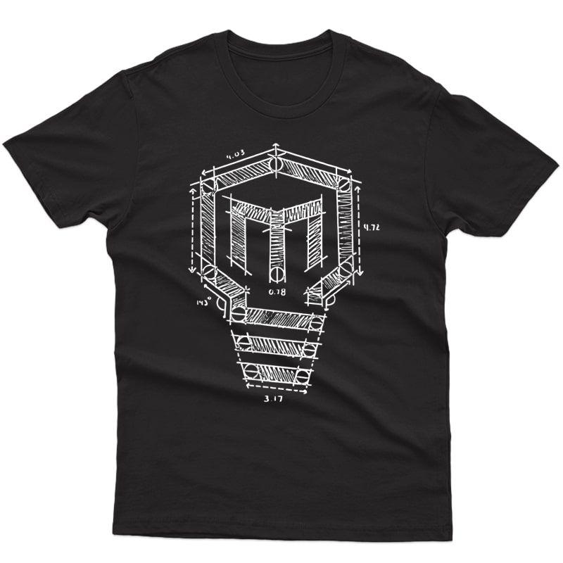 The Mechanical Engineering Tee For Engineer T-shirt