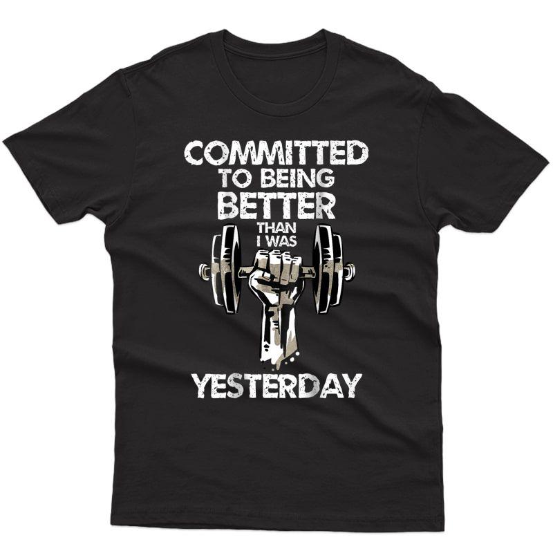 Weightlifting Ness Tshirt
